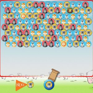 Animals Bubble Shooter