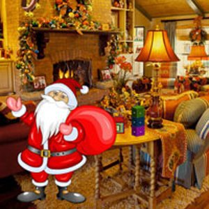 Christmas Chimney Escape