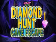 Diamond Hunt 1 Cave Escape