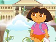 Dora Find Flying Castle
