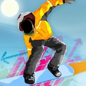 Extreme Snowboard