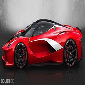 Ferrari XFX Bold Ride