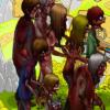 Fruit Zombie Defense 3