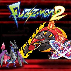 Fuzzmon 2 Mighty Earth