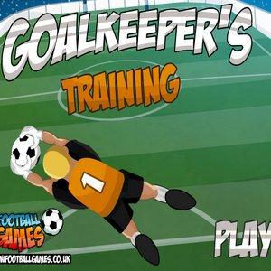 Goalkeep Training