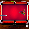 Lucky Cue 8 Ball Billiard