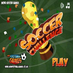 New Soccer Challenge