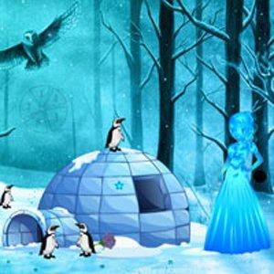 Snow Queen Escape
