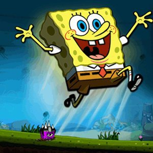 Spongebob Swift Run