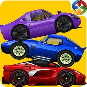 Super Cars Puzzle