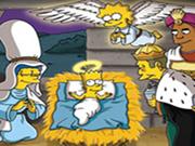 The Simpsons-Treasure Hunt