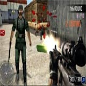 Warzone 3D First Strike