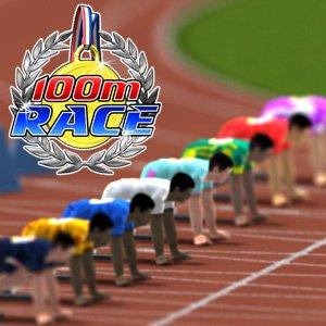 100m Race