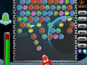 Alien Bubble Shooter