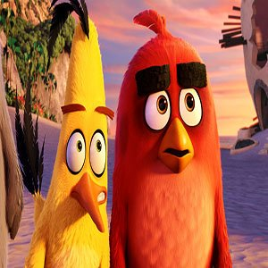 Angry Birds Lost Island