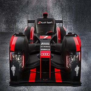 Audi R18 Race Car Jigsaw