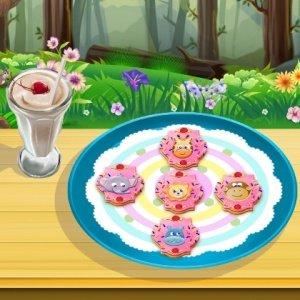 Baby Animal Cookies
