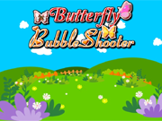 Butterfly Bubble Shooter
