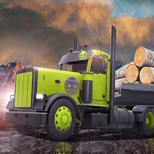 Cargo Lumber Transporter 2