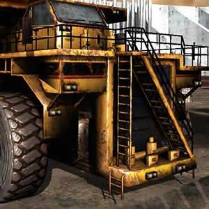 Construction Trucks Memory