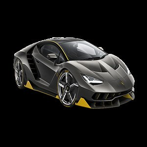 Custome Lamborghini Race Car