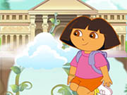 Dora Find Flying Castle