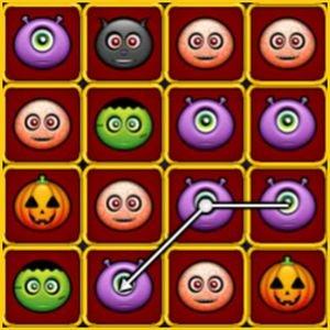 Halloween Connect Match 3
