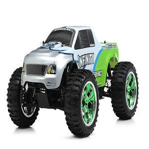 Infinity Off Road Monster Truck