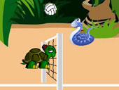 Jungle Volleyball 2 player