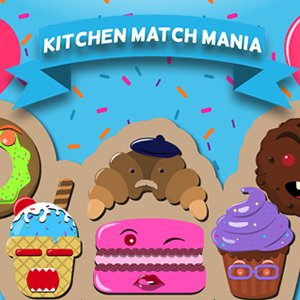 Kitchen Match Mania