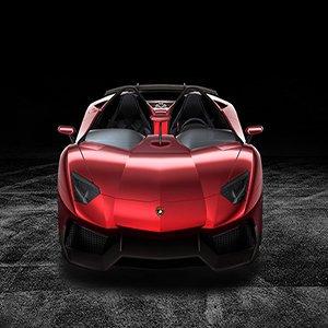 Lambo Racing Car