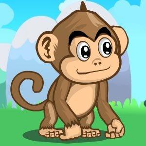 Monkey Gravity Adventure
