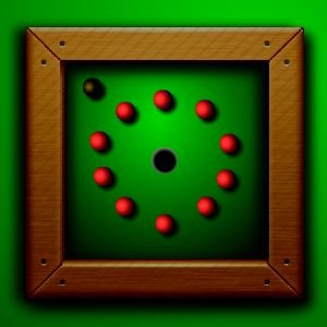 One Hole Pool Game