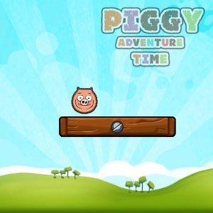 Piggy Adventure Time 2d