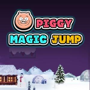 Piggy Magic Jump