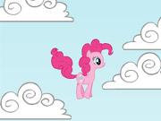 Pinkie Pie Cloud Jump