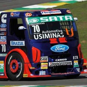 Racing Trucks Memory