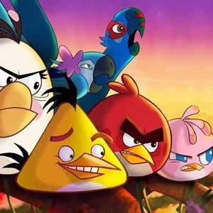 RioMan Angry Birds
