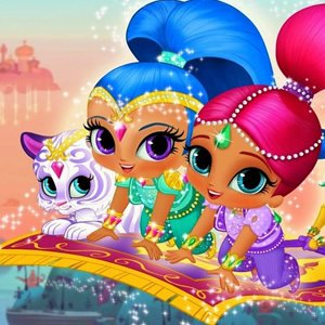Shimmer and Shine Differences