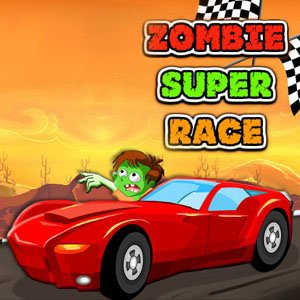 Zombie Super Race